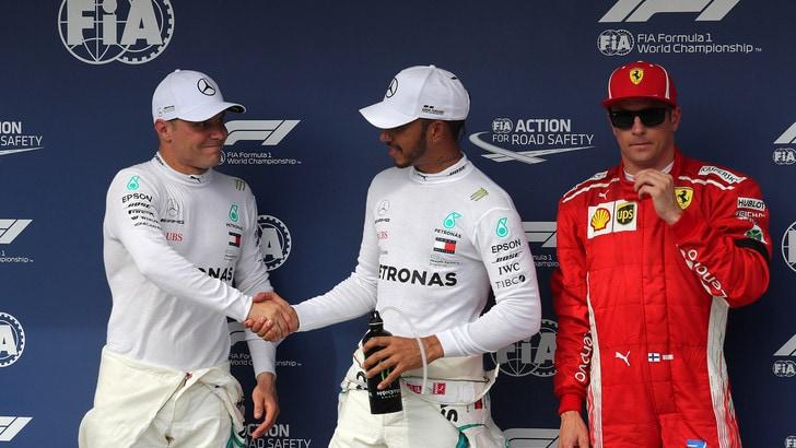 F1, diretta Gp Ungheria ore 15.10: dove vederlo in tv