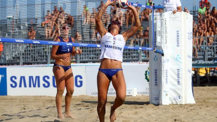 Sand Volley: a Lignano definite le semifinali scudetto
