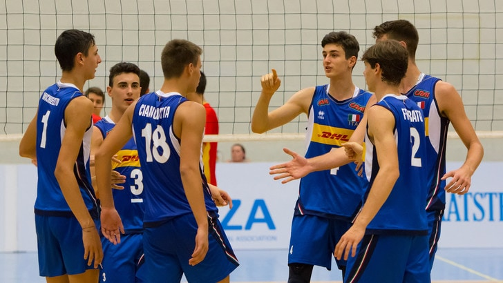 Volley: Torneo Wevza, l'Under 18 è d'oro