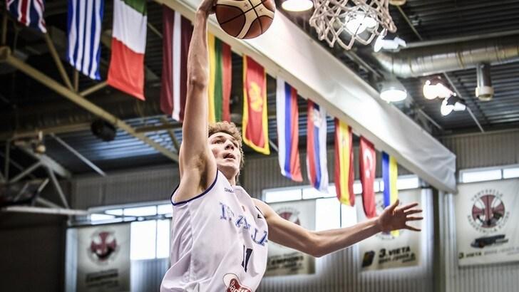 Europeo U18: l'Italia c'è, Croazia battuta in rimonta