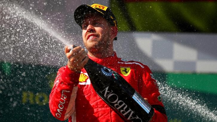 F1 Ungheria, Vettel: «Volevamo vincere»