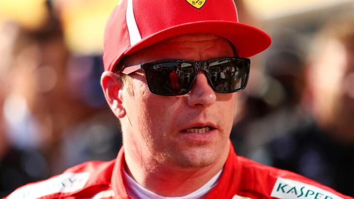 F1 Ungheria, Raikkonen: «Velocità ottima, peccato»