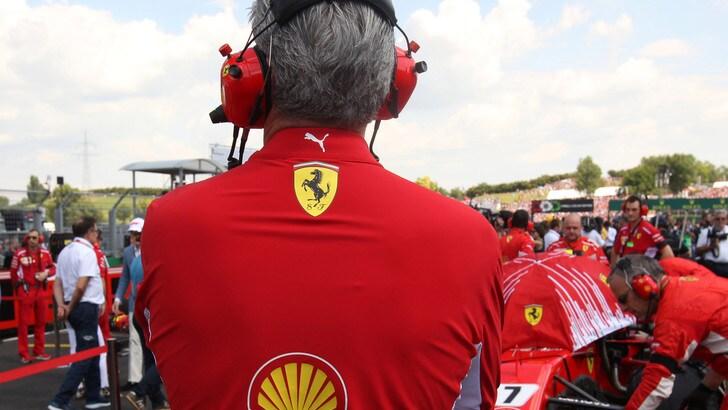F1 Ungheria, Arrivabene: «Siamo determinati, appuntamento in Belgio»