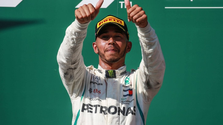 F1, dopo Gp Ungheria quota titolo di Hamilton scende ancora