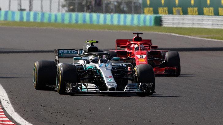 F1 Ungheria, Bottas scontento per una gara che poteva finire meglio