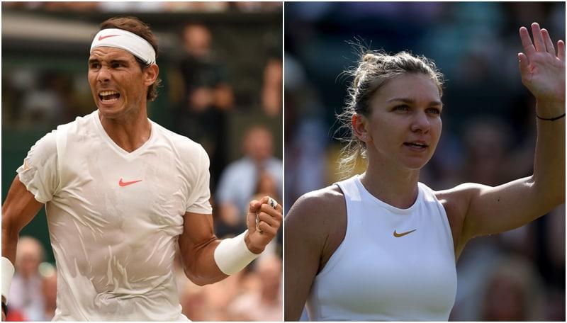 Tennis, Nadal ancora leader Atp. Halep consolida il primato Wta