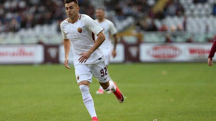 Serie A Roma, El Shaarawy: «Non mi muovo da qui, sto bene in giallorosso»