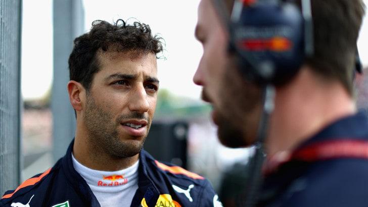 F1 Ungheria, Ricciardo: «Non ho ancora firmato»