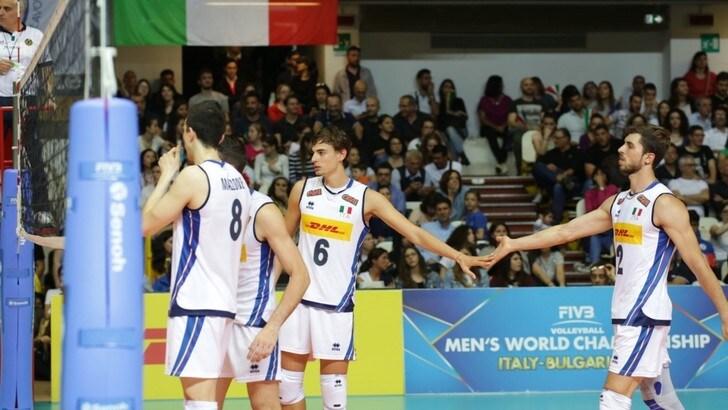 Volley: Blengini ha scelto i 22 per i Mondiali