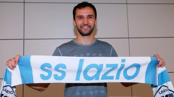 Lazio, Badelj è sbarcato a Roma