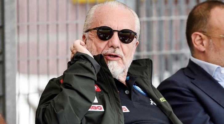Ufficiale: De Laurentiis ha comprato il Bari. Ripartirà dalla serie D