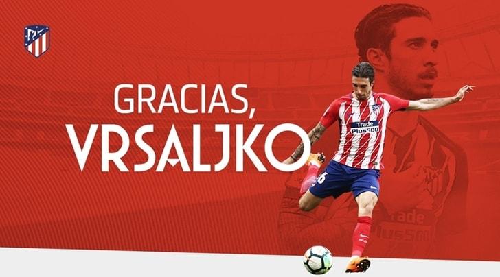 Ufficiale, Vrsaljko è dell'Inter. Arias all'Atletico Madrid