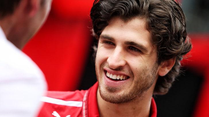 F1 Ferrari, Giovinazzi: «Sono contento del contributo che ho dato»