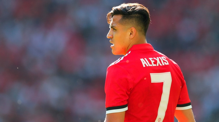 ICC, Manchester United-Real Madrid 2-1: Sanchez-Herrera show