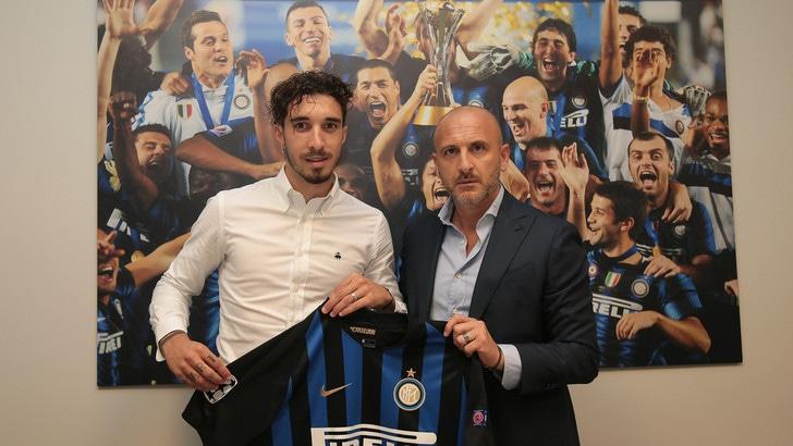 Inter, Vrsaljko è ufficiale: «Felice e orgoglioso di essere qui»