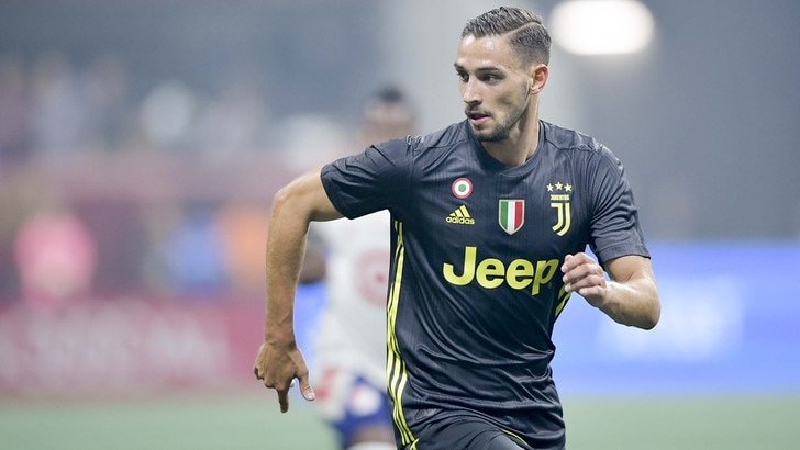 Juventus, De Sciglio corre per Parma