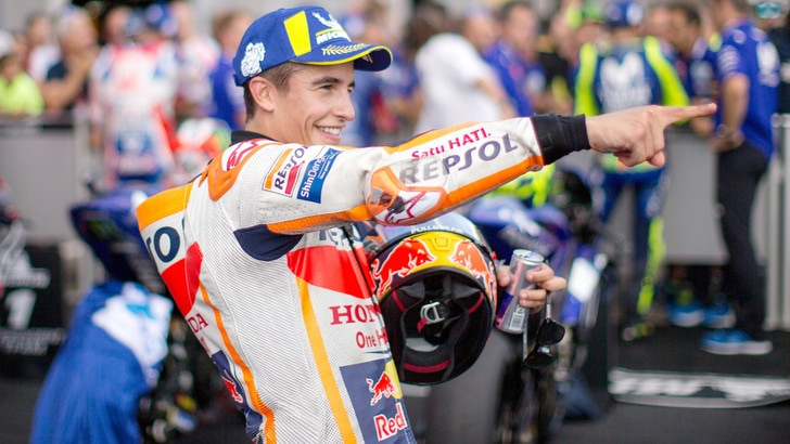 MotoGp: a Brno Marquez superfavorito dai bookmaker