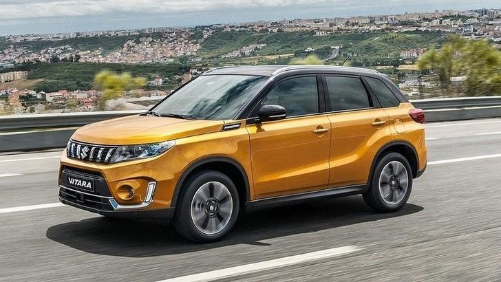 Suzuki Vitara 2019, scatta l'aggiornamento hi-tech
