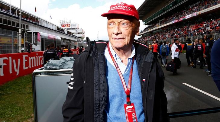 Niki Lauda è gravissimo dopo un trapianto di polmone
