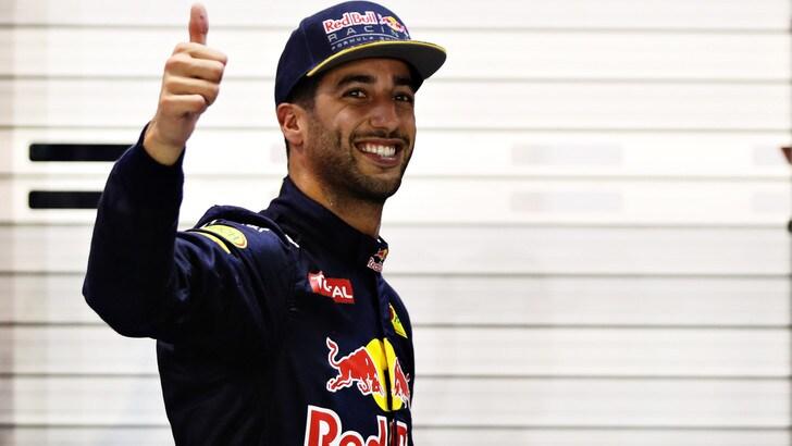 F1, Ricciardo: a fine stagione addio alla Red Bull