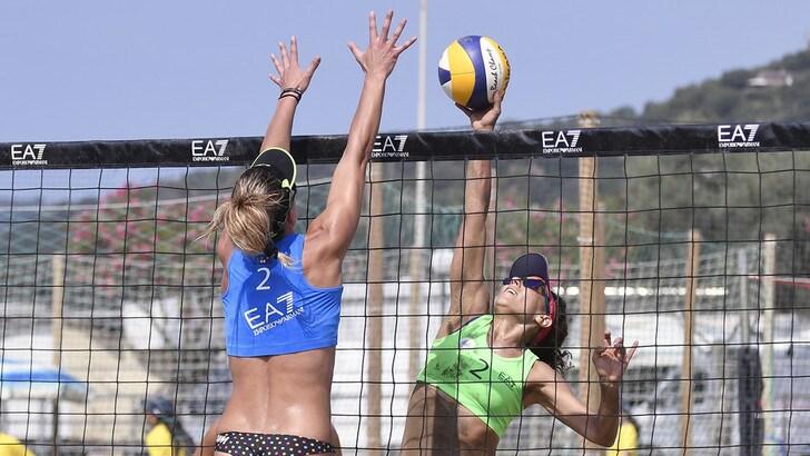 Beach Volley: concluse le qualificazioni della 5a tappa del Campionato Italiano