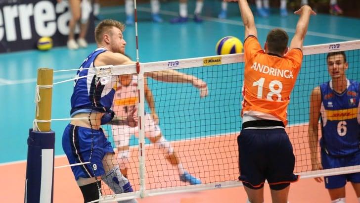 Volley: L'Italia vince il primo test match con l'Olanda