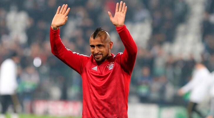 Barcellona, ufficiale l'arrivo di Vidal dal Bayern Monaco
