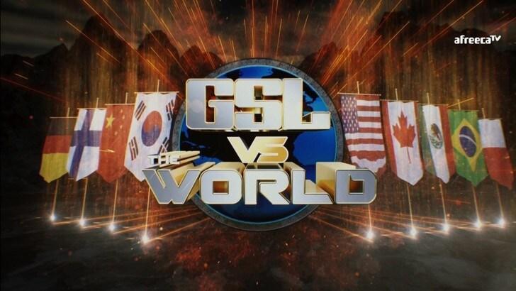 Sc2: GSL vs The World, verdetti e sorprese negli ottavi