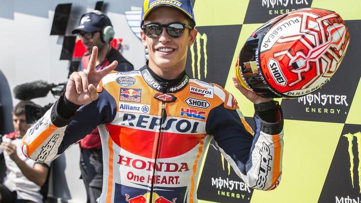 MotoGp Brno, i bookmaker puntano su Marquez