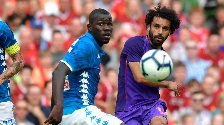 Liverpool-Napoli 5-0, finisce in goleada a Dublino