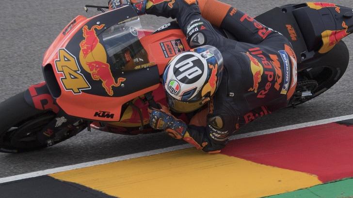 MotoGp Brno, Pol Espargarò costretto al forfait