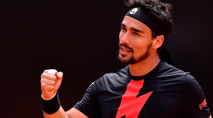 Tennis, Fognini batte Del Potro e trionfa a Los Cabos