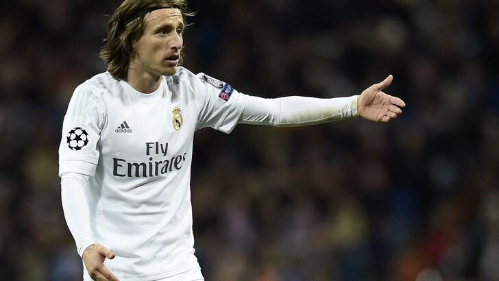 Dalla Spagna: «Modric vuole l'Inter, nessun patto con il Real»