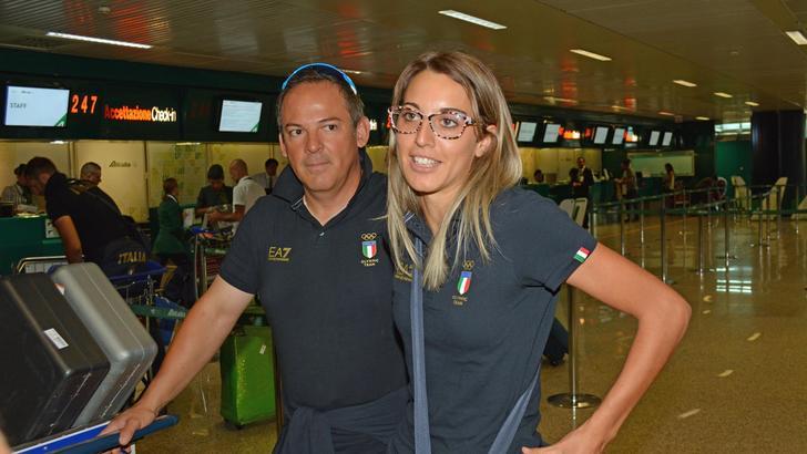 Tiro a volo: Europei,è oro per l'Italia