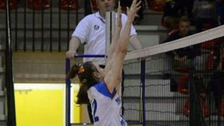 Volley: A2 Femminile, Giada Barbiero chiude la rosa di Soverato