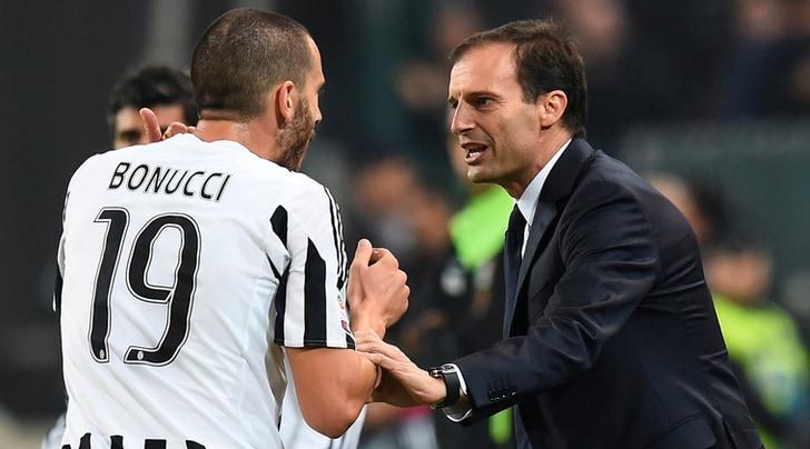 Juventus, Perin: «Darò la 19 a Bonucci, come promesso»