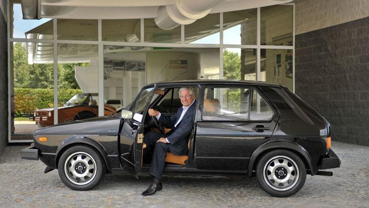 Auguri Giugiaro, 80 anni da designer geniale