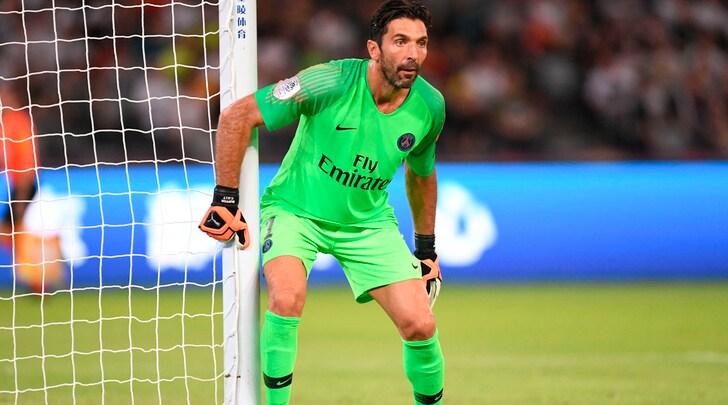 Buffon: «Mbappé? Un giorno dissi una cosa a Barzagli...»