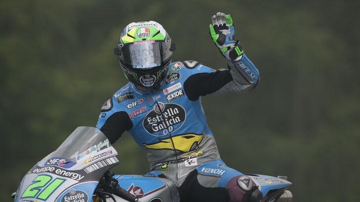 Moto2, Morbidelli è pronto per l'Austria
