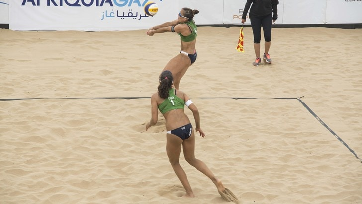 Beach Volley: al via il World Tour di Mosca