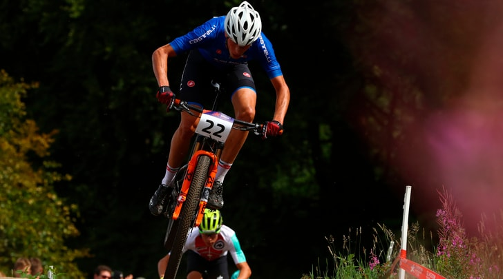 Europei Mountain Bike, Braidot argento nel cross-country