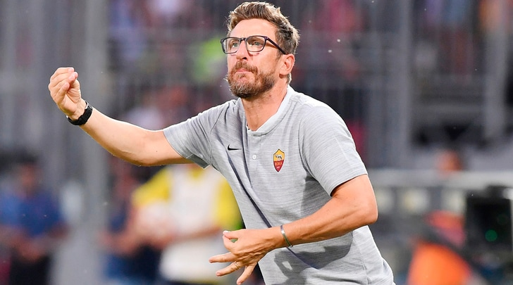 Real Madrid-Roma 2-1, Di Francesco: «Con loro si può sbagliare»