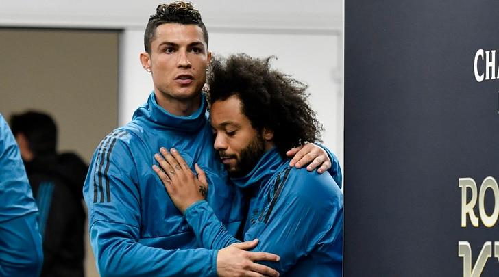 Juventus, Marcelo ci spera