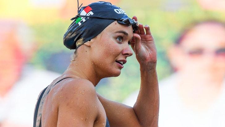 Europei nuoto, 200 dorso: Panziera avanti sulla Ustinova