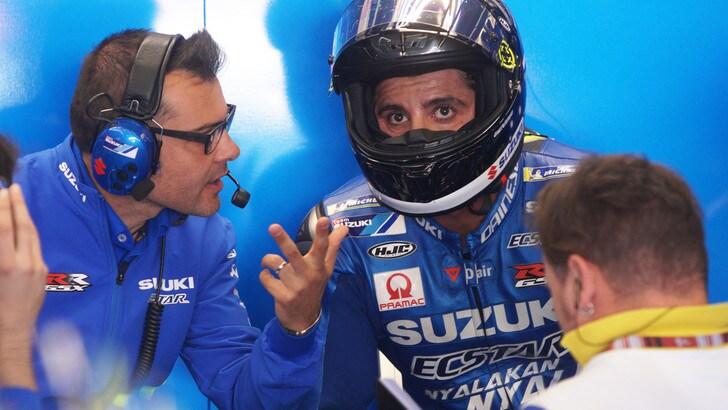 MotoGp Suzuki, per Rigamonti velocità una delle chiavi per vincere