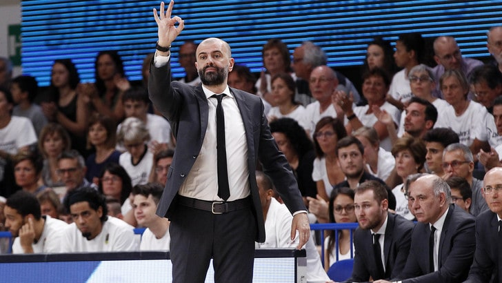 Basket Serie A, triennale per Radicevic a Trento