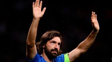 Pirlo non sarà il vice di Mancini in Nazionale. Pronto Gregucci