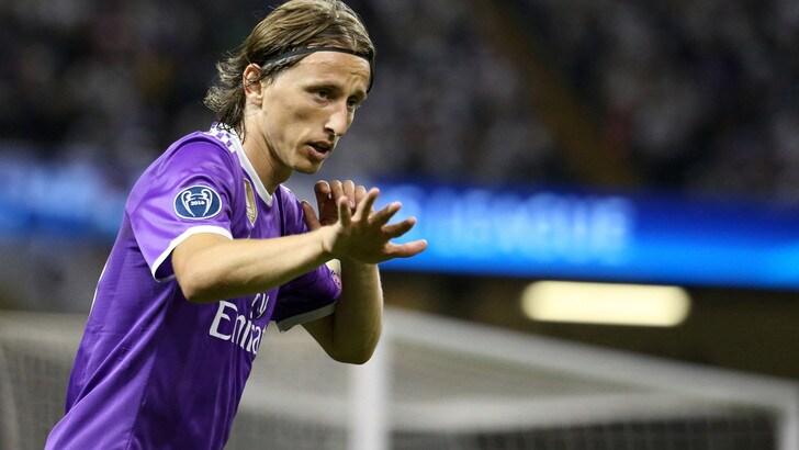 Calciomercato Inter-Modric: il Real rilancia e gli offre 12 milioni