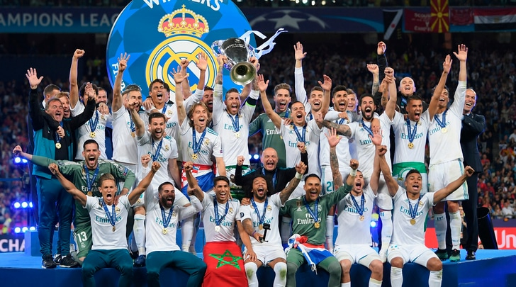 Champions League, due juventini in lizza per la top 11