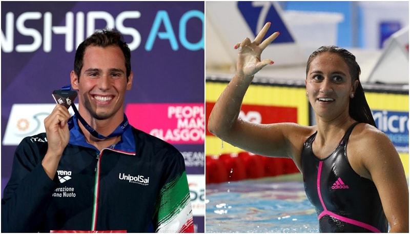 Europei nuoto, Quadarella vince nei 400 sl: è tripletta! Vincono anche Codia e Panziera